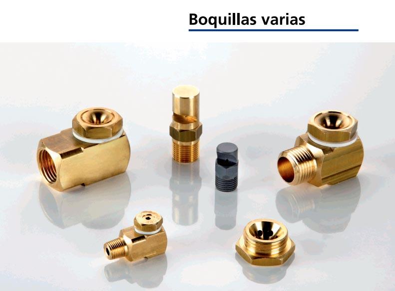 BOQUILLAS-VARIAS